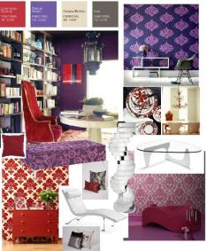 Moodboard created by Charlotte Brown