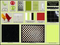 board-screen Traditional Sample Board Design