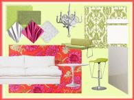 board-screen Bright color scheme
