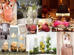 board-screen Wedding Candles