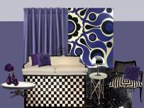 board-screen Blue violet Florence