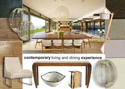 contemporary dining