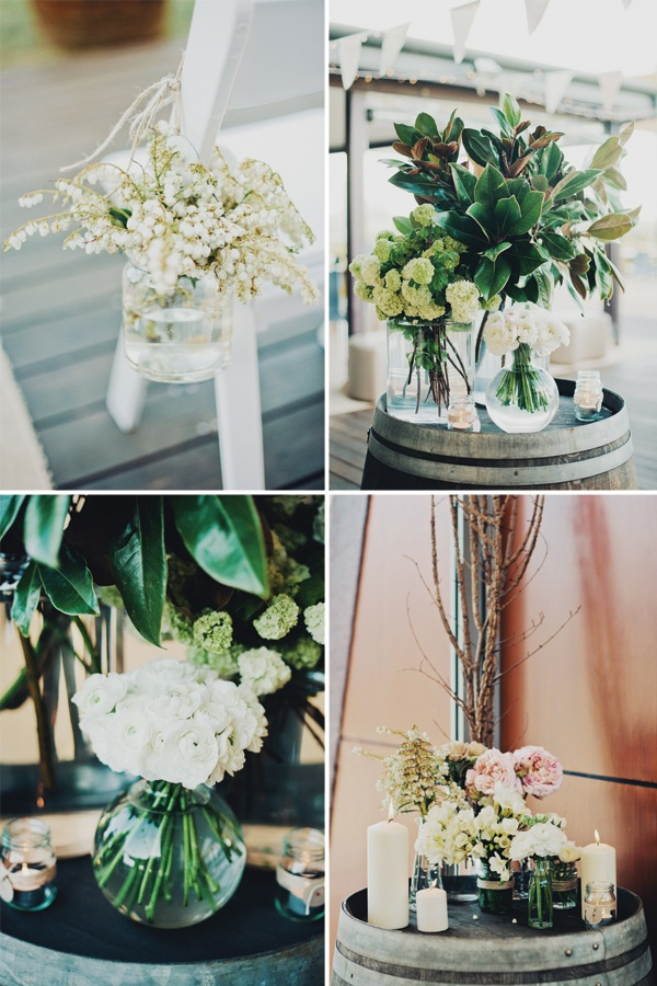 emerald wedding inspiration board 3
