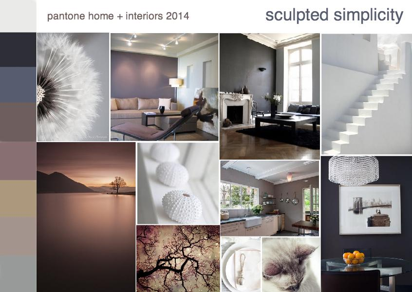 Style Substance And Color Major Trends And Directions For 2014 Sculpted Simplicity The Official Blog Of Sampleboard Com