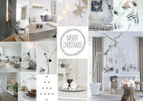 merry christmas mood board